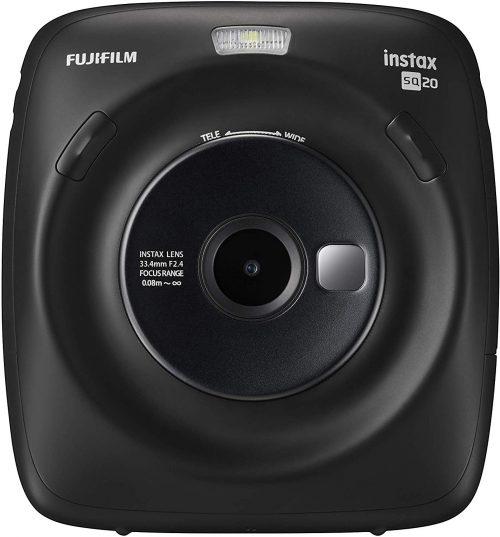 富士フイルム(FUJIFILM) インスタントカメラ チェキ instax SQUARE SQ20