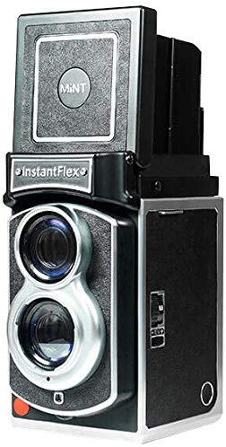 ビーハーフ(be-half) MiNT 二眼レフインスタントカメラ InstaxFlex TL70