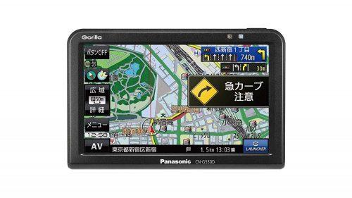 パナソニック(Panasonic) GORILLA CN-G530D