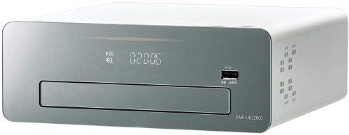 パナソニック(Panasonic) ブルーレイレコーダー おうちクラウドDIGA DMR-UBZ2060