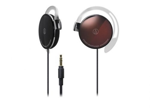 オーディオテクニカ(audio-technica) イヤフィットヘッドホン ATH-EQ300M