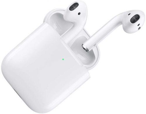 アップル(Apple) AirPods with Wireless Charging Case
