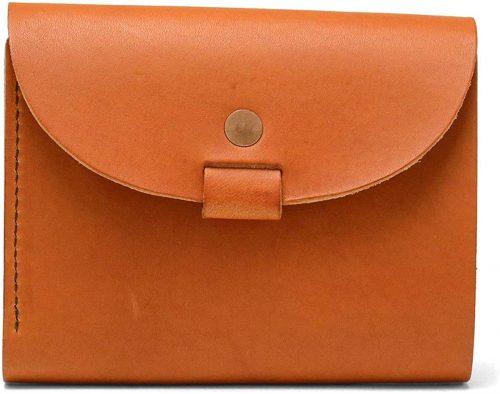 スロウ(SLOW) toscana-flap short wallet