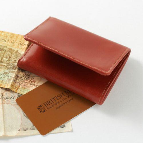 グレンロイヤル(GLENROYAL) コンパクト三つ折り財布