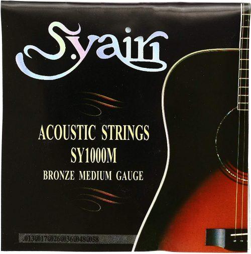エス・ヤイリ(S.YAIRI) アコースティックギター弦 SY-1000M