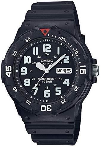 カシオ(CASIO) 腕時計 STANDARD MRW-200HJ-1BJF