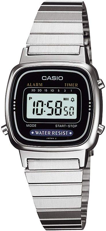 カシオ(CASIO) 腕時計 スタンダード LA-670WA-1JF