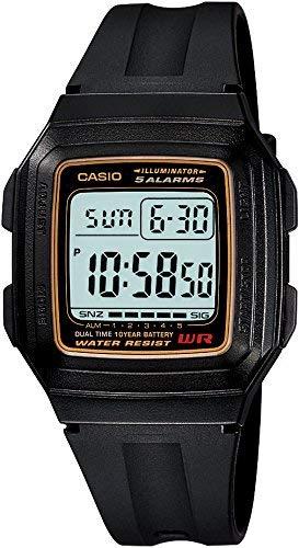 カシオ(CASIO) 腕時計 スタンダード F-201WA-9AJF