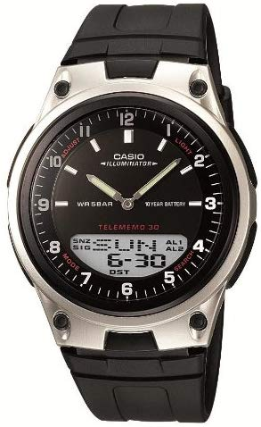 カシオ(CASIO) 腕時計 スタンダード AW-80-1AJF