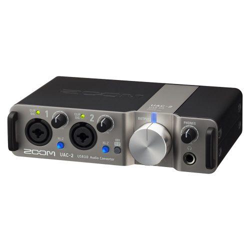 ズーム(ZOOM) USBオーディオインターフェイス UAC-2