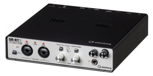 スタインバーグ(Steinberg) USBオーディオインターフェイス UR-RT2