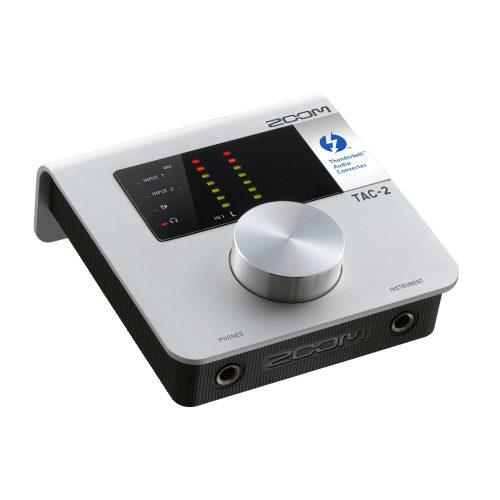 ズーム(ZOOM) オーディオインターフェイス TAC-2