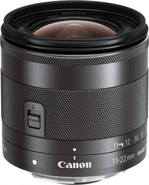 キヤノン(Canon) EF-M11-22mm F4-5.6 IS STM