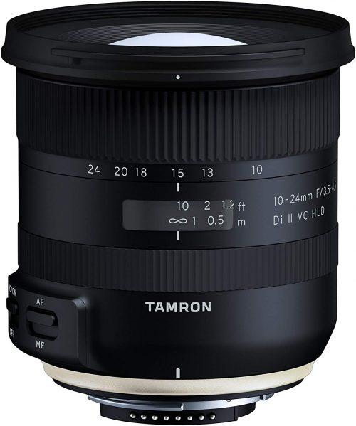 タムロン(TAMRON) 10-24mm F/3.5-4.5 Di II VC HLD (Model B023)