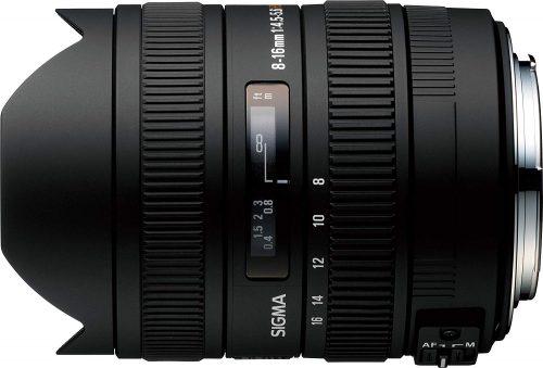 シグマ(SIGMA) 8-16mm F4.5-5.6 DC HSM
