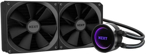 エヌジーエックスティー(NZXT) CPU液体冷却システム KRAKEN X62 RL-KRX62-01
