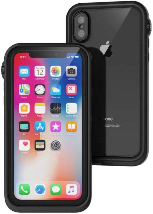 カタリスト(catalyst) iPhoneX ケース CT-WPIP178-BK