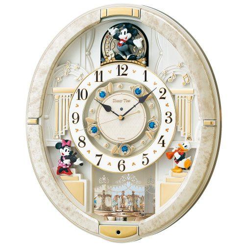 セイコークロック(Seiko Clock) 掛け時計 ミッキーマウス FW580W