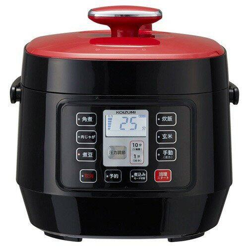 コイズミ(KOIZUMI) マイコン電気圧力鍋 KSC-3501