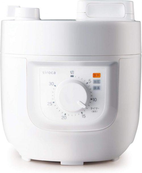 シロカ(siroca) 電気圧力鍋 SP-A111