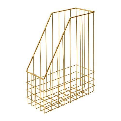 エレメンツ(ELEMENTS) ゴールドワイヤー製ファイルスタンド