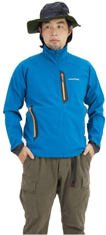 モンベル(mont-bell) クラッグジャケット