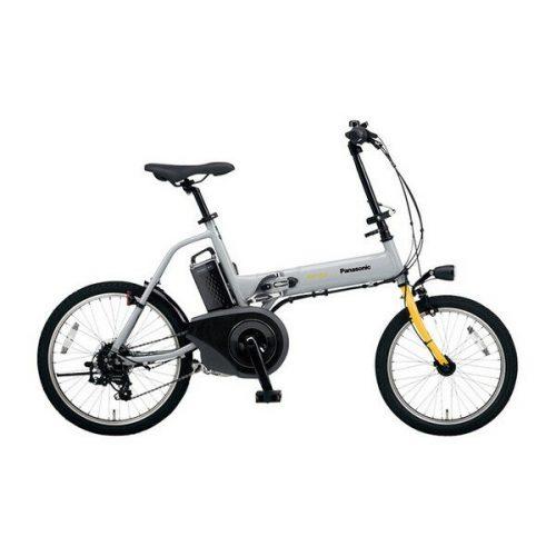 パナソニック(Panasonic) 折りたたみ電動アシスト自転車 オフタイム ELW073