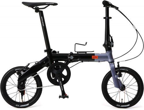 ドッペルギャンガー(DOPPELGANGER) 14インチ 折りたたみ自転車 Hakoveloシリーズ