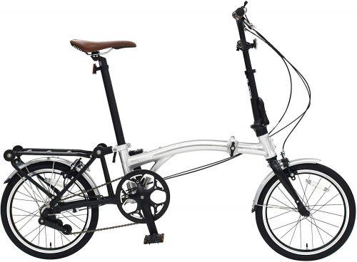 ハリー クイン(HARRY QUINN) 特殊折りたたみ機構自転車 88209
