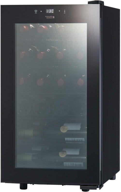 さくら製作所 低温冷蔵ワインセラー ZERO CLASS Smart SB22