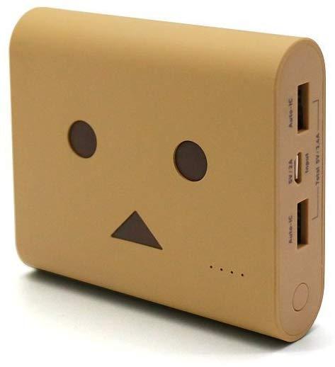チーロ(cheero) Power Plus 3 13400mAh DANBOARD version モバイルバッテリー CHE-067