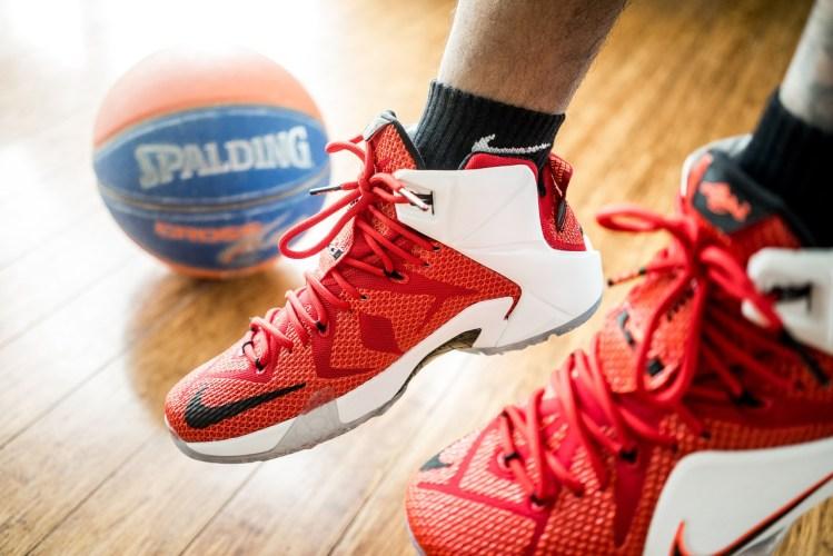 バスケットボールシューズ(バッシュ)のイメージ