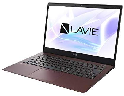 第3位 日本電気(NEC) LAVIE Pro Mobile PM750/NA