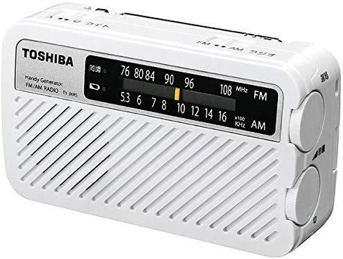 東芝(TOSHIBA) FM/AM充電ラジオ TY-JKR5