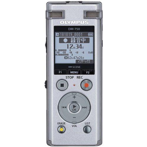 オリンパス(OLYMPUS) ICレコーダー Voice-Trek DM-750