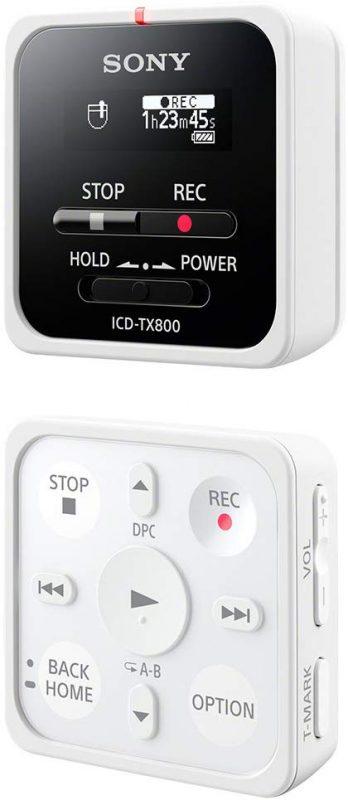 ソニー(SONY) ステレオICレコーダー ICD-TX800