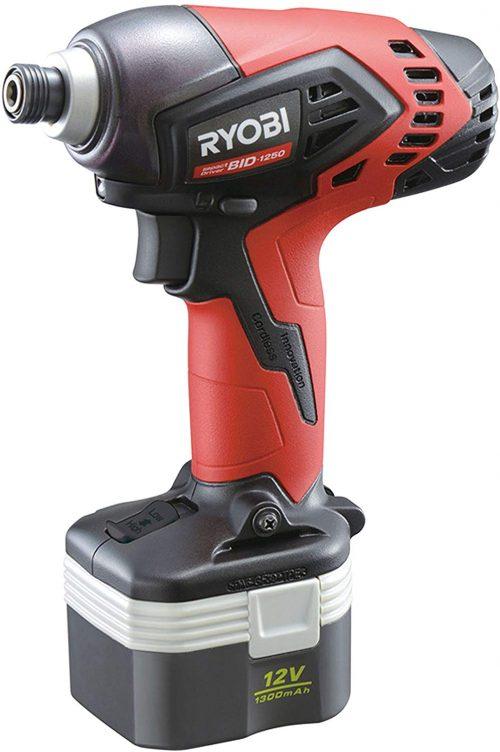 リョービ(RYOBI) 充電式インパクトドライバー BID-1250