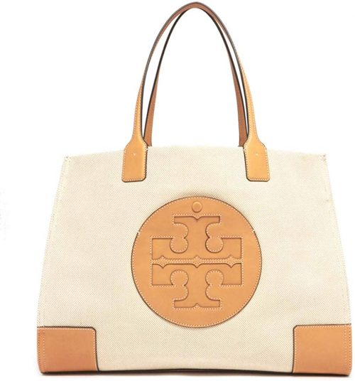 トリーバーチ(TORY BURCH) ELLA CANVAS TOTE