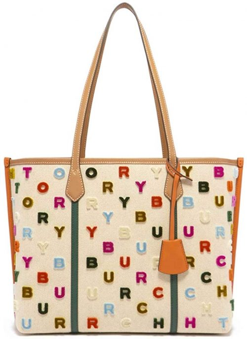 トリーバーチ(TORY BURCH) PERRY FIL COUPE TRIPLE-COMPARTMENT TOTE