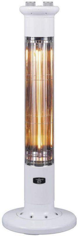 アラジン(Aladdin) グラファイトヒーター CAH-1G9B-W