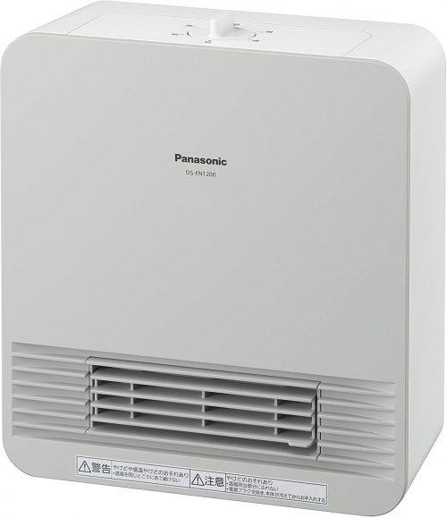 パナソニック(Panasonic) セラミックファンヒーター DS-FN1200