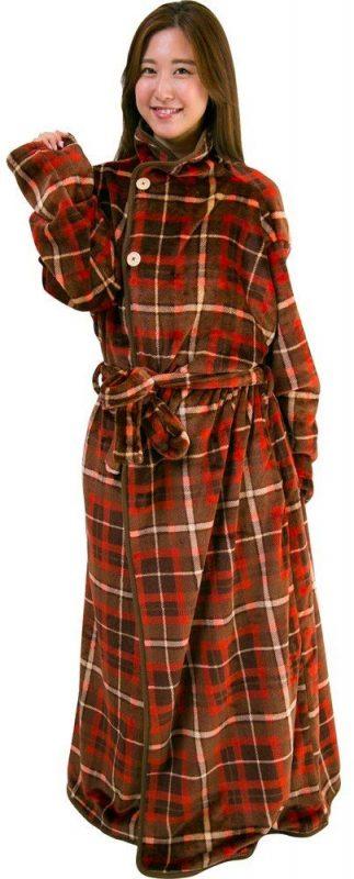 アイリスオーヤマ(IRIS OHYAMA) 着る毛布 fondan