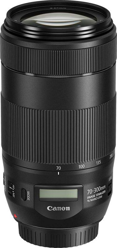 キヤノン(Canon) EF70-300mm F4-5.6 IS II USM