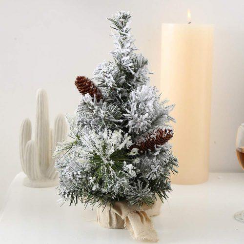 Xchumot クリスマスツリー 40cm