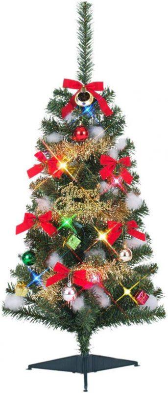 東京ローソク製造(Tokyo candle) クリスマスツリー 90cm