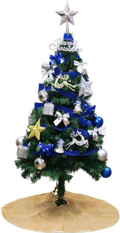 ダバダ(DABADA) クリスマスツリー 120cm