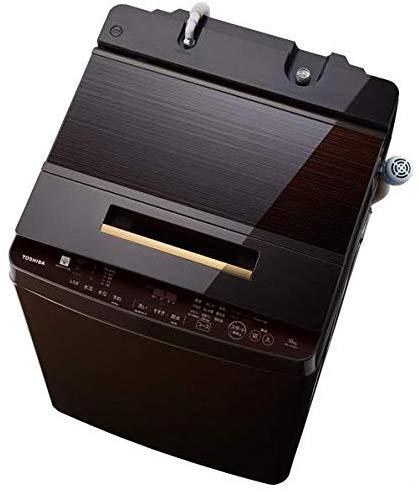 東芝(TOSHIBA) 全自動洗濯機 DDインバーター ZABOON AW-10SD8