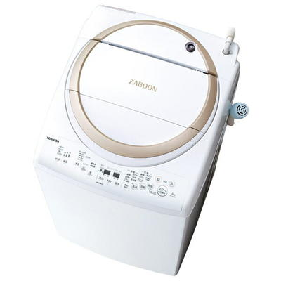 東芝(TOSHIBA) タテ型洗濯乾燥機 ZABOON AW-8V8