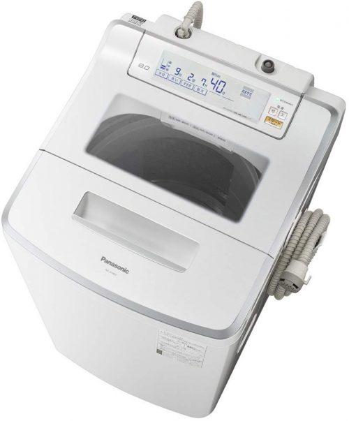 パナソニック(Panasonic) タテ型洗濯機 J concept NA-JFA805