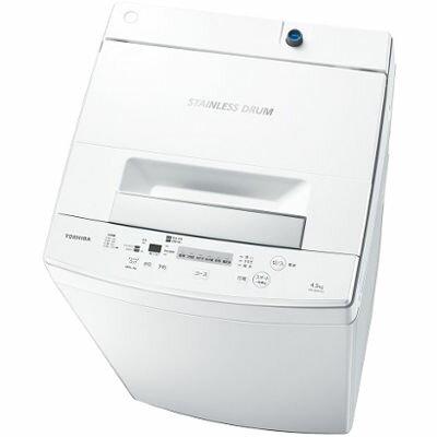 東芝(TOSHIBA) 全自動洗濯機 AW-45M7